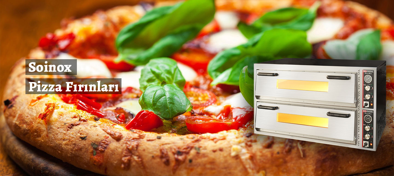 Soinox Pizza Fırınları