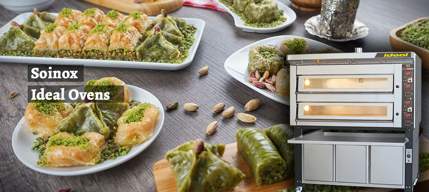 soinox ideal ovens