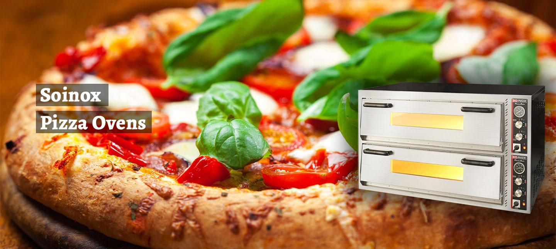 soinox pizza ovens